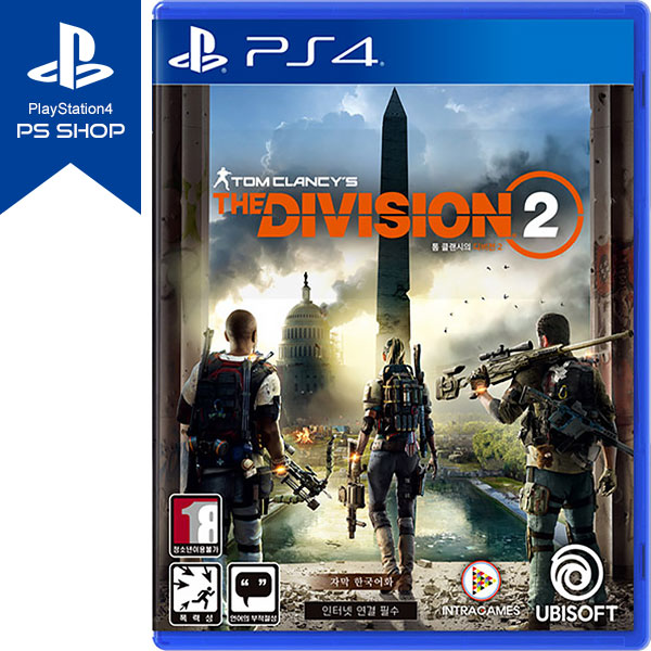 PS4 더 디비젼 2 : Tom Clancy's The Division 2