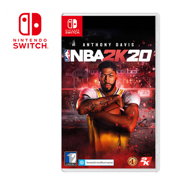 SWITCH NBA 2K20 한글판