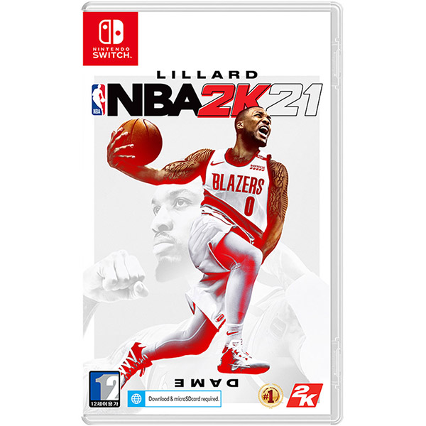 SWITCH NBA 2K21 한글판