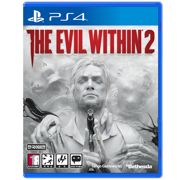 PS4 이블위딘2 한글판 : THE EVIL WITHIN 2