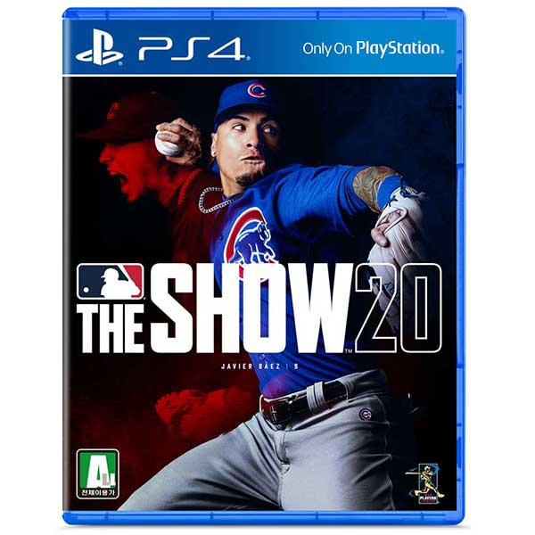 PS4 MLB THE SHOW 20 / MLB20 더쇼20